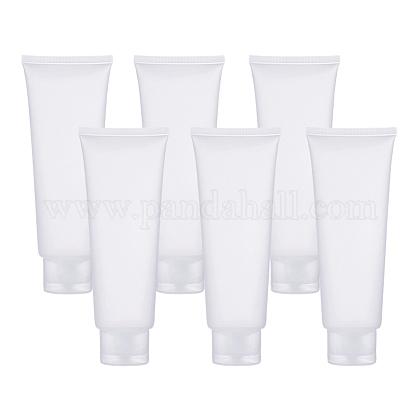 Flip Cap Plastic Squeeze BottleMRMJ-BC0001-53-1