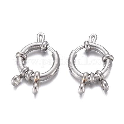 304 пружинное кольцо из нержавеющей сталиSTAS-H558-29P-1