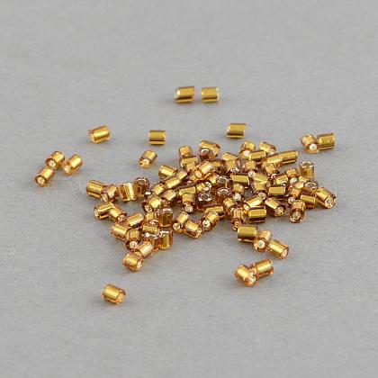 Perles de rocaille en verre taillé transparent fgb®SEED-R007-FH31-1