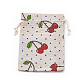 Polycotton(Polyester Cotton) Packing Pouches Drawstring BagsABAG-S003-05D-2
