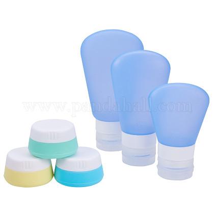 Tarro de crema de silicona portátil benecreat de 20 mlMRMJ-BC0001-01-1