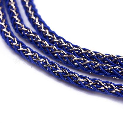 Cordón de poliéster trenzadoOCOR-E018-25-1