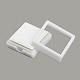 Boîtes d'ensemble de bijoux en plastiqueOBOX-G007-03B-2