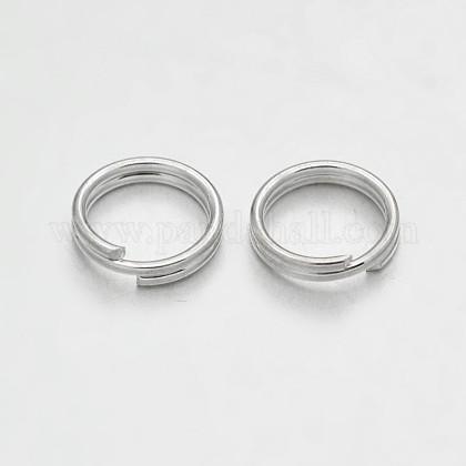 真鍮スプリットリングX-KK-E647-10S-6mm-1