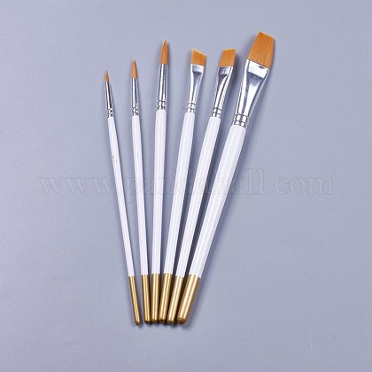 Pinceles de madera juegos de bolígrafosAJEW-L072-20-1
