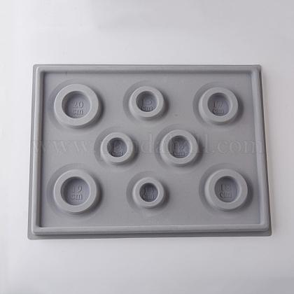 Пластиковые бисера доски дизайнаTOOL-D052-01-1
