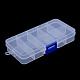 Plastic Bead Storage ContainersCON-R008-01-3