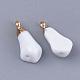 Colgantes hechos a mano de la porcelanaPORC-T002-26A-3
