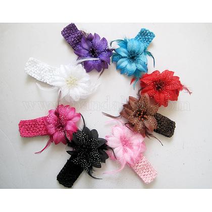 Cintas elásticas de algodón para bebésOHAR-S197-036-1