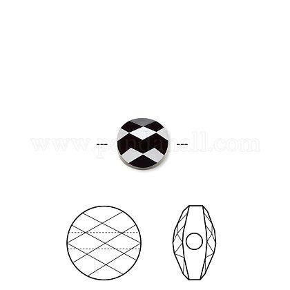 Abalorios de cristal austriacoX-5052-8mm-280(U)-1