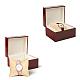 Kraft Hemp Pillow Holder for Jewelry Bracelet & Watch DisplaysBDIS-WH0002-01-6