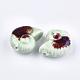 Handmade Porcelain BeadsX-PORC-S498-32E-2