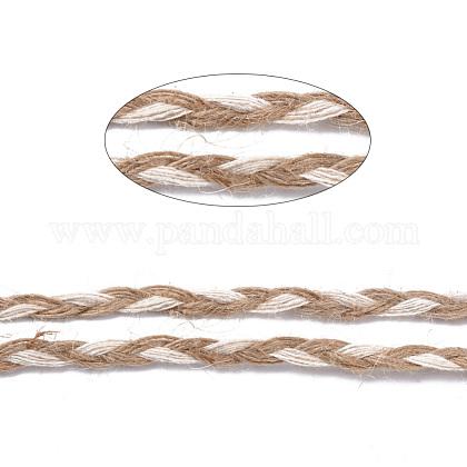 Плетеная лента из мешковиныOCOR-TAC0009-03-1