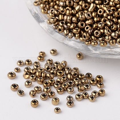 12/0 Iris Round Glass Seed BeadsX-SEED-A009-2mm-601-1