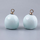 Encantos de porcelana hechos a manoPORC-T002-125A-2