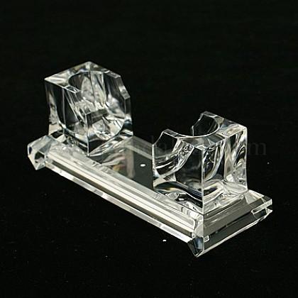 有機ガラスブレスレットディスプレイBDIS-B002-1-1