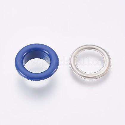 Fornituras de ojal de arandela de hierroIFIN-WH0023-D10-1