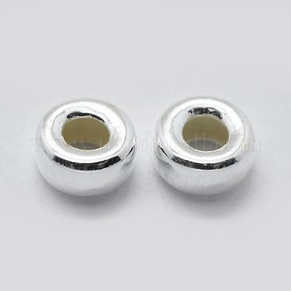 Perles séparateurs en argent sterlingSTER-K171-39S-02-1