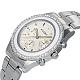 Men Casual Wristwatch High Quality Stainless Steel Rhinestone Diamond-studded Quartz WatchesWACH-N004-16-3