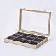 Cajas de presentación de pulsera de maderaODIS-P006-11-3