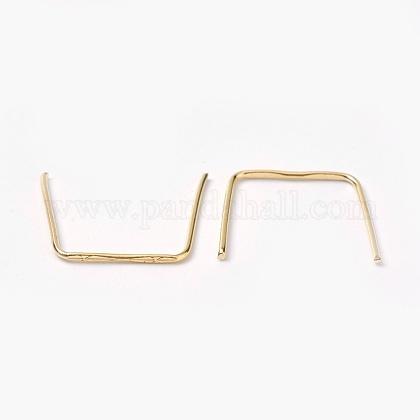 真鍮スクエアバックルKK-WH0021-02B-G-1