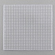 Abc plaques utilisés pour les perles à repasser 5x5mm diyDIY-R014-01-1