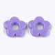 Opaques cadres de perles acryliquesMACR-S296-69-2