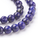 Natural Lapis Lazuli Beads StrandsG-G087-4mm-3