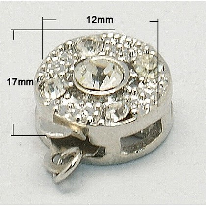 Brass Box ClaspsX-KK-GD419-N-1