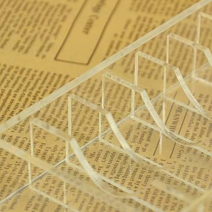有機ガラスブレスレットディスプレイBDIS-E006-4-1