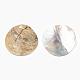 Natural Akoya Shell PendantsSHEL-R048-023-2