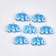 Handmade Porcelain PendantsPORC-T002-13-1