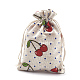 Polycotton(Polyester Cotton) Packing Pouches Drawstring BagsABAG-S003-05D-1
