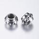 304 Stainless Steel European BeadsSTAS-L198-31P-3