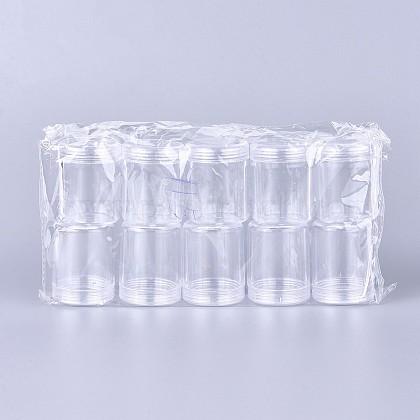Contenedores de abalorios de plásticoX-CON-T0AGP-1