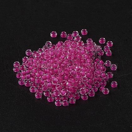Fgb®11/0透明ガラスシードビーズX-SEED-N001-D-207-1