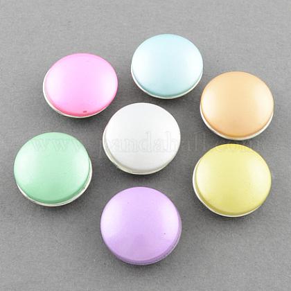 Brass Jewelry Snap ButtonsBUTT-R002-M1-1
