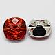 Taiwan Acrylic Rhinestone ButtonsBUTT-F018-13mm-03-2