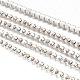 Cadenas de strass Diamante de imitación de bronceCHC-T001-SS6-02S-3