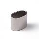 304 Stainless Steel Slide CharmsSTAS-M270-02-2
