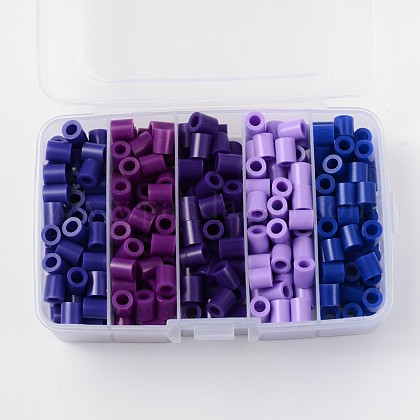 Melty шарики ре DIY hama бисер бисер заправки для детейDIY-X0244-07-B-1