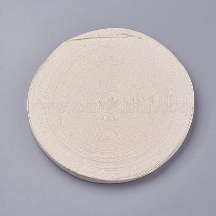 Cordón plano de algodónOCOR-WH0047-01-1