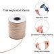 Round Cotton Twist Threads CordsOCOR-L006-D-15-2