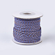 Braided Leather CordsWL-P002-13-A-1