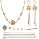 SUNNYCLUE® DIY Necklace MakingDIY-SC0003-79G-1