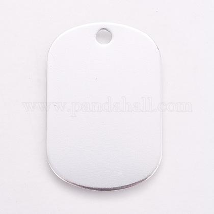 Aluminium PendantsALUM-WH0007-04B-1