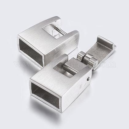 304のステンレス製スナップロックの留め金STAS-P180-22P-1