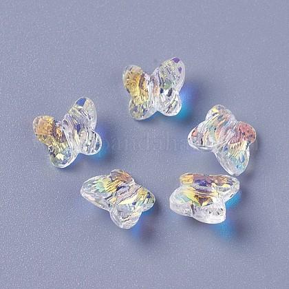 Abalorios de cristal austriaco de imitaciónSWAR-O001-03-1