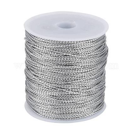 1 cuerdas metálicas de rosca mm de joya trenzadaMCOR-S002-02-1