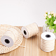 Round Cotton Twist Threads CordsOCOR-L006-D-15-5